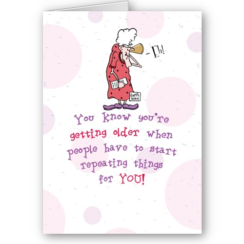 Funny birthday lady love wallpapers desktop over the hill birthday card card m4hsunfo